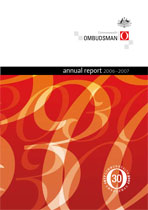 Annual Report 2006 - 2007
