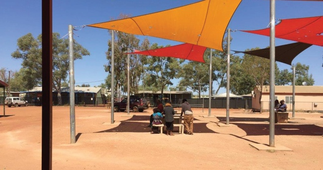Photo Indigenous APY Outreach